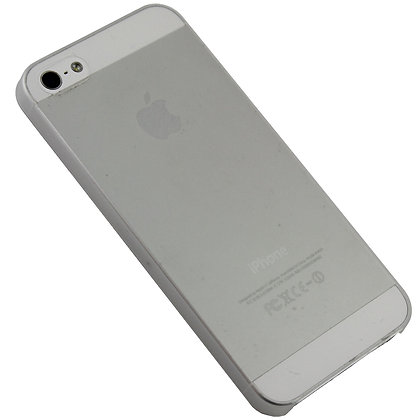 Frost White iPhone 5/5s Ultra Thin Matte Case