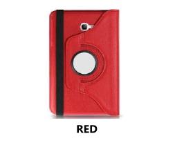 Red Galaxy Tab 4 7.0 360 Rotating Case