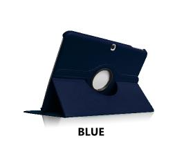 Blue Galaxy Tab 4 10.1 360 Rotating Case