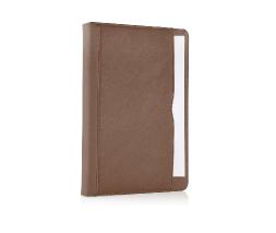 Brown iPad Air 2 Premium Leather Tan Case