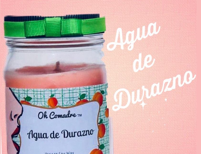 Agua de Durazno