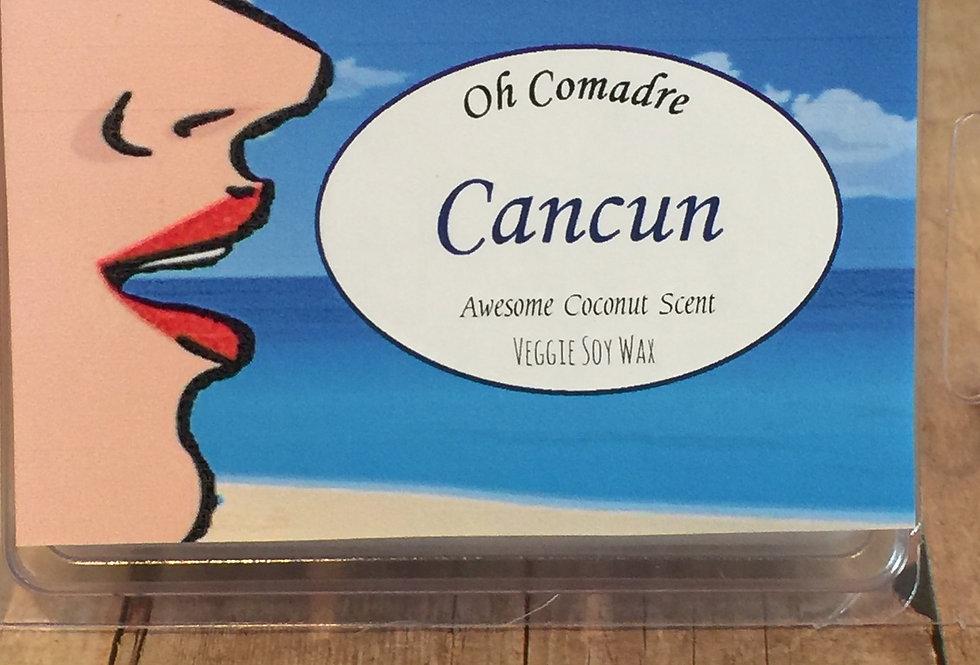 Cancun Wax Melt