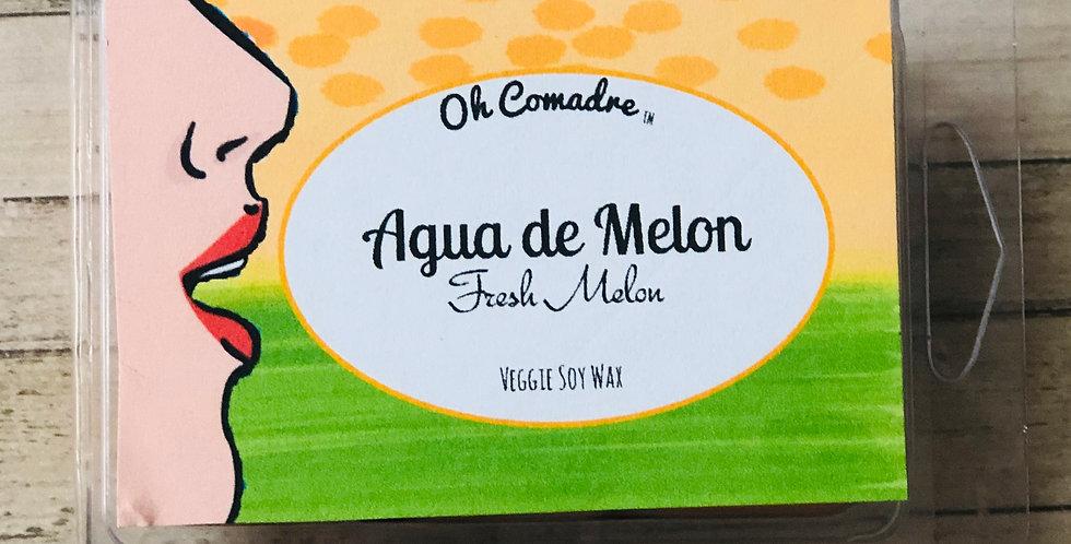Agua de Melon Wax Melt