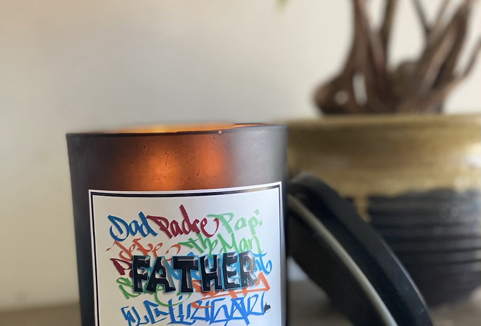 Pop's Candle