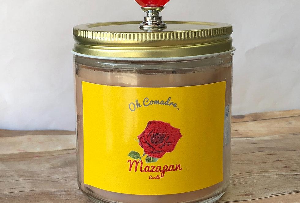 Mazapan Candle