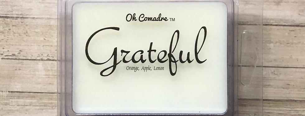 Grateful wax melt