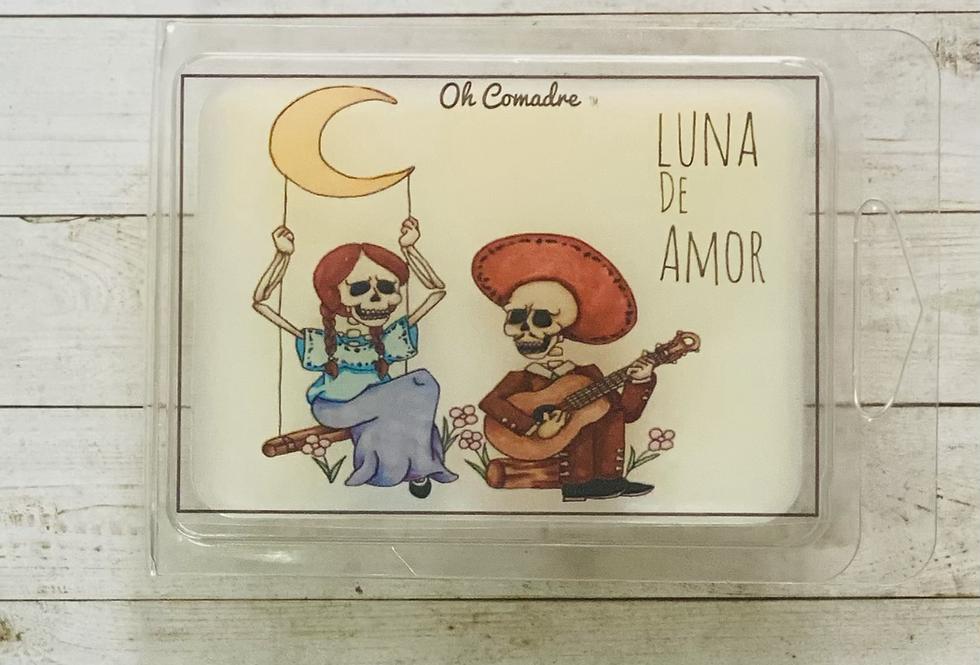 Luna de Amor Wax Melt