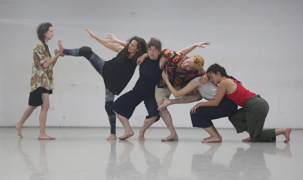 'Shlombal', a program for performers and dancers by Shlomit Fundaminski, 2019