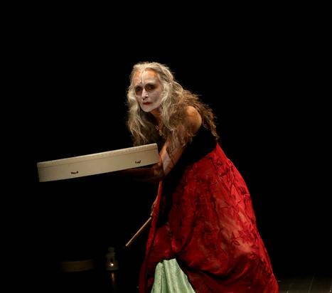 Ruth Wieder Magan, Voice/body theatre