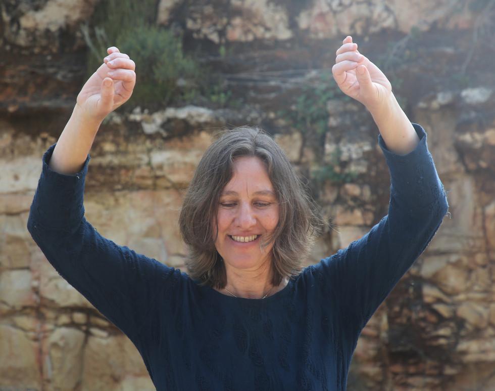 Ayala Greizer, Qigong teacher