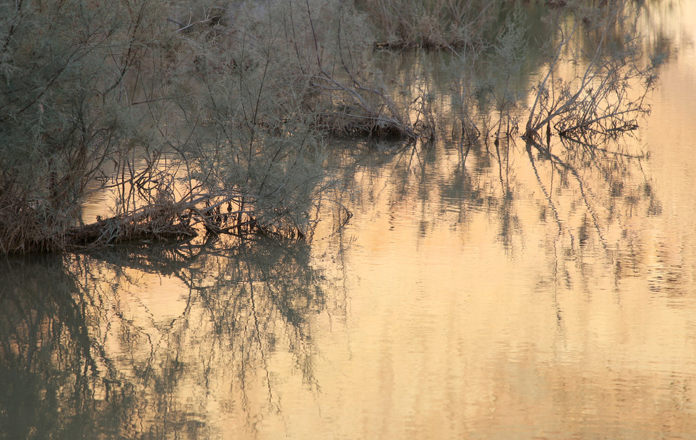 A Desert Lake
