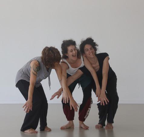 'Shlombal', a program for performers and dancers by Shlomit Fundaminski, 2021