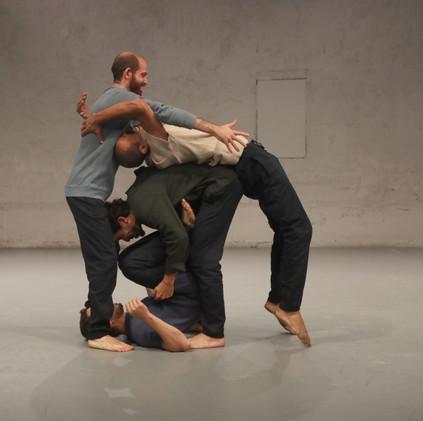 'Mamesh' by Ka-et Ensemble, choreography by Gil Kerer