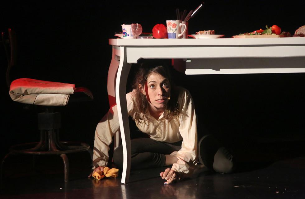 'Banal Pains' by Yael Gideony, Mashu-Mashu Theatre