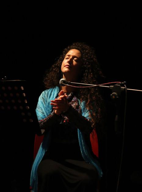 Miriam Levy, Flamenco singer
