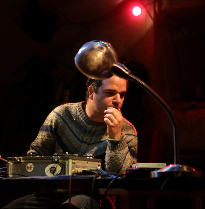 Grisha Shakhnes, Noise artist
