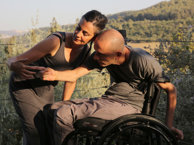 Tali Wertheim and Hai Cohen, A Power of Balance