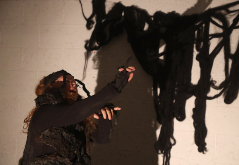 'SOMA' by Belle Shafir, performed at the end of a course 'Learning Creation Processes' by Tamar Borer