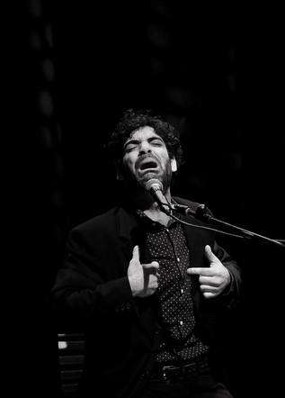 Shuky Shweiky, Flamenco singer