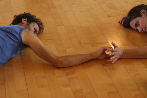 'From Meditation to Improvisation', a workshop by Michael Shachrur