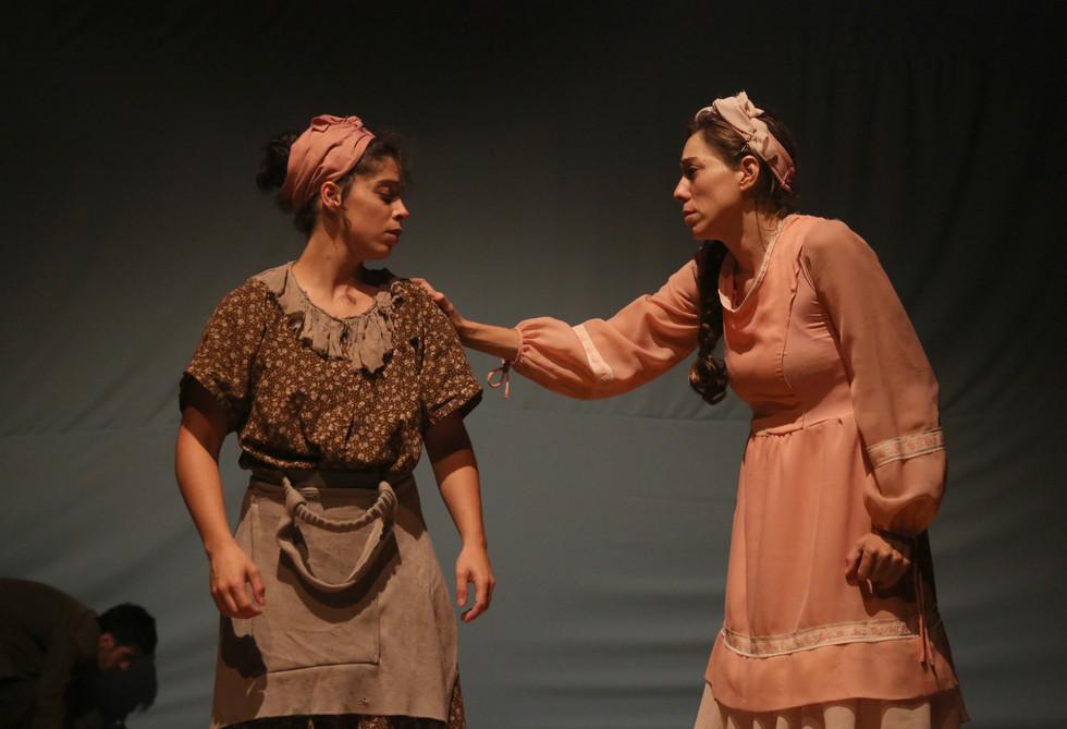 'Rivers of Babylon' by Yael Gideony, Mashu-Mashu Theatre