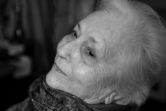 My Grandmother, 2013