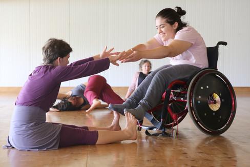 International Master Class of Integrated Dance, Vertigo Power of Balance