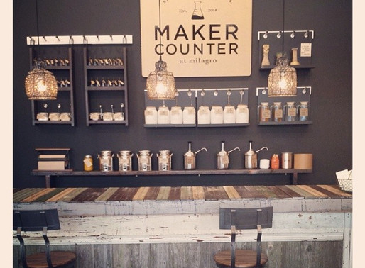 The Maker Counter. Sounds fun. What is it?