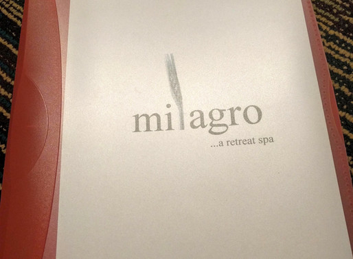 A State of Milagro address, from our President.