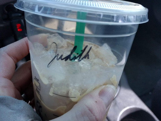 You can call me Judith, I guess?