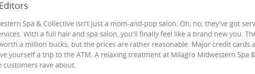 On Groupon. And our trade secret.