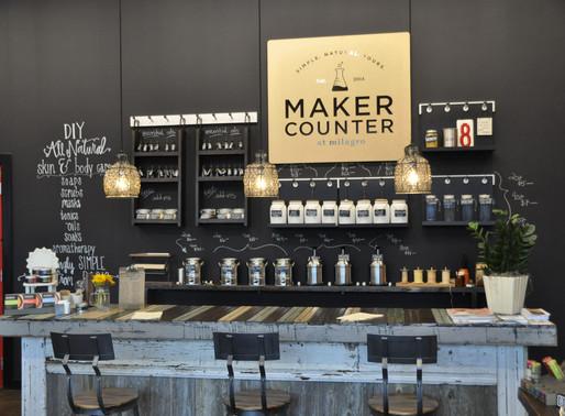 Introducing: Maker Mondays @ Milagro