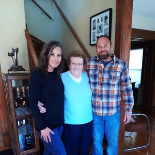 Tana and family