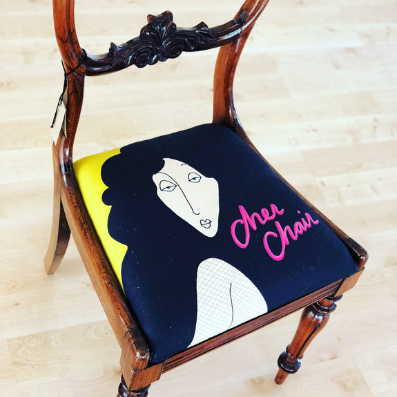 The Cher Chair