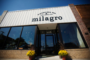 Milagro Overland Park Spa Storefront