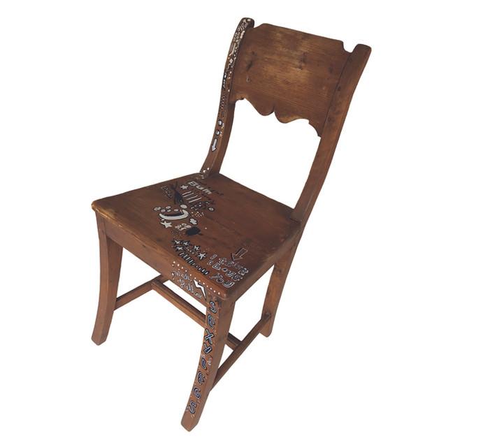 Flat Bum Chair