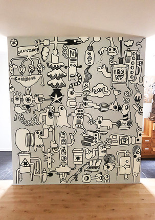The System Mural