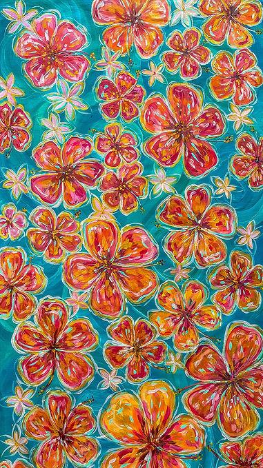 Hibiscus Missy Tripp Ronquillo