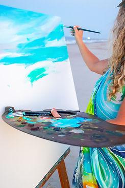 Surf Artist Missy Tripp Ronquillo