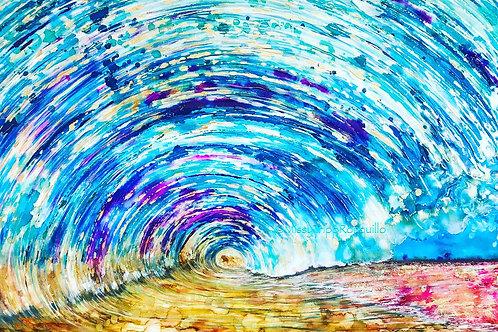 Waves in Motion... Shore-Break