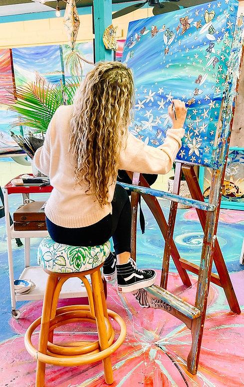 Fine Artist Missy Tripp Ronquillo