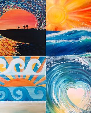waves Pescado Y Amor