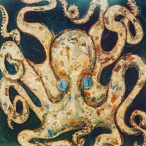 Sir Richard Starkey's Octopus Garden