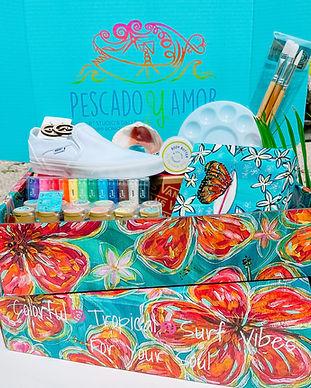 Art CLUB September BOX Fine Artist Missy Tripp Ronquillo