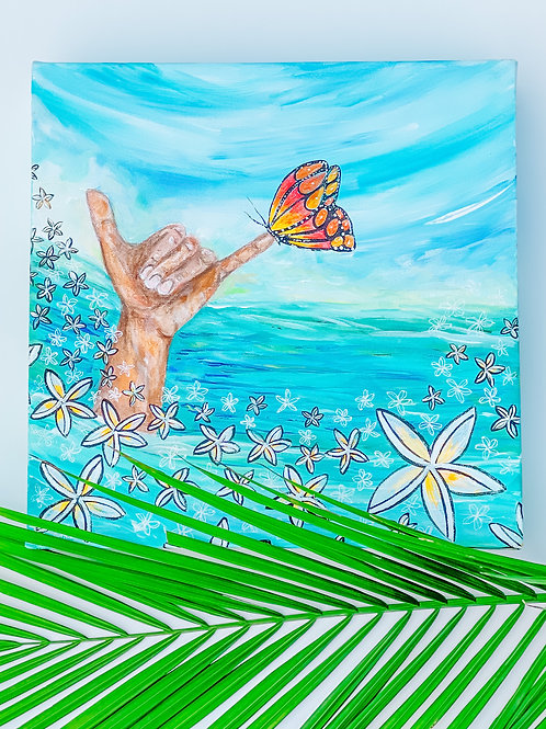 Shaka & The Butterfly Live United