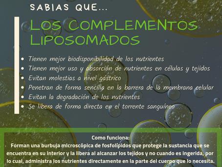 LIPOSOMADOS