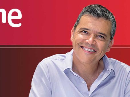 Entrevista en RNE a nuestro Cofundador y Coach Rafael Morán