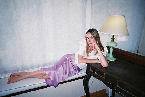 Lilac Skirt