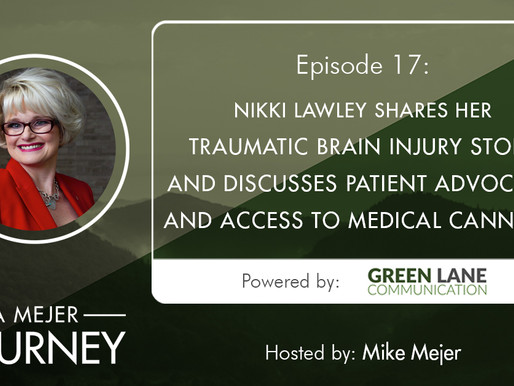 Episode 17: Nikki Lawley Shares Her Traumatic Brain Injury Story, Patient Advocacy, and Much More