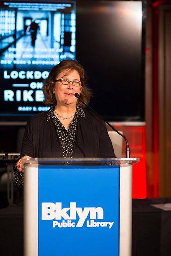 Lockdown on Rikers by Mary Buser